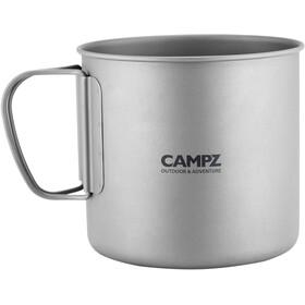 CAMPZ Titanium Kochset